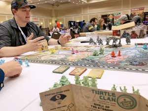 Learning to play Rising Sun, hosted by Derek Funkhouser. Tantrumcon 2019 Learning to play Rising Sun, hosted by Derek Funkhouser. Tantrumcon 2019